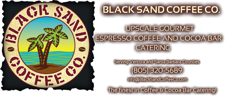 Black Sand Coffee Co.